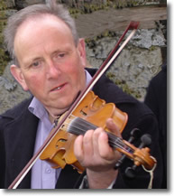 James Byrne, Master Fiddler